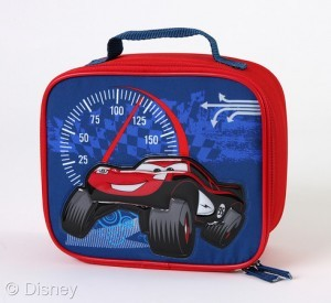 Disney Cars Lunch Tote
