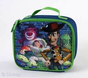 Disney lunch totes