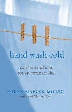 Hand Wash Cold Care Instructions for an Ordinary Life
