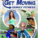 Jumpstart Get Moving Family Fitness for the Wii