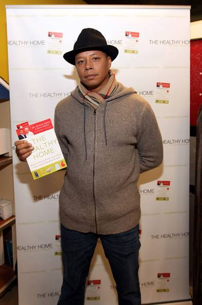 Terrence Howard The Healthy Home
