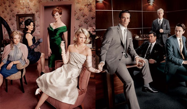 "Banana Republic Has Your ""Mad Men"" Fashions Covered"