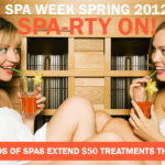Spring Spa Week Spa-rty Extended!