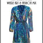 The Marlena Dress – Where Art and Fashion Mix