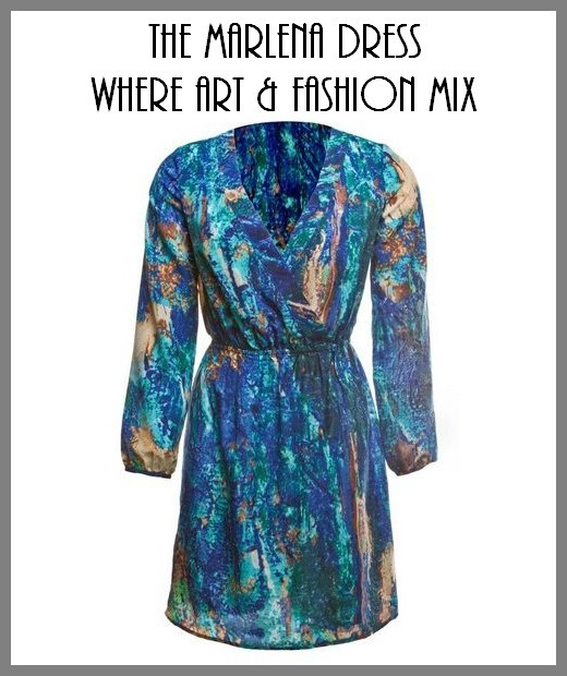 The Marlena Dress – Where Art and Fashion Mix