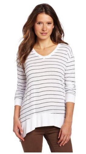 Womens Stripe Top
