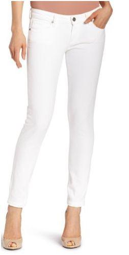Womens White Capri Pants