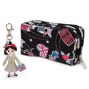 ''it's a small world'' Cosmetic Bag by LeSportsac