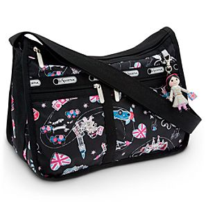 ''it's a small world'' Deluxe Everyday Bag by LeSportsac