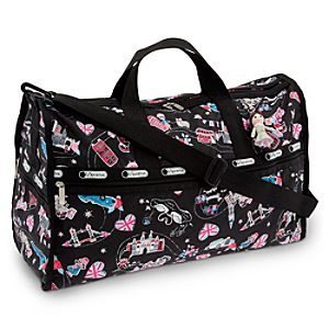 ''it's a small world'' Large Weekender Bag by LeSportsac