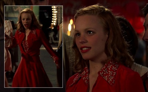 The Notebook Red Dress