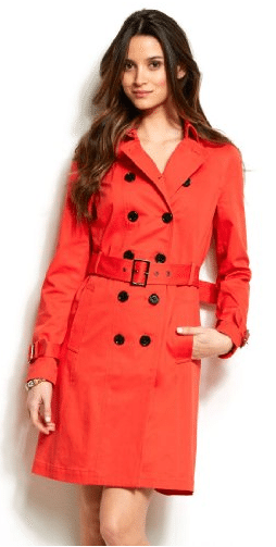coral trench coat 08