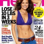Brooke Burke-Charvet Talks Embracing Her 40s in the April Issue of Health Magazine
