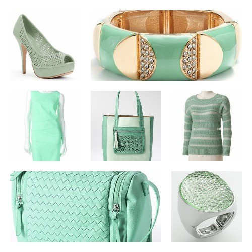 Monochromatic Mint