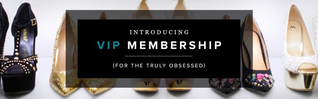 ShoeDazzle VIP Program