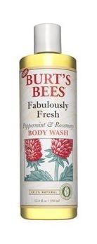 Burts Bees Body Wash