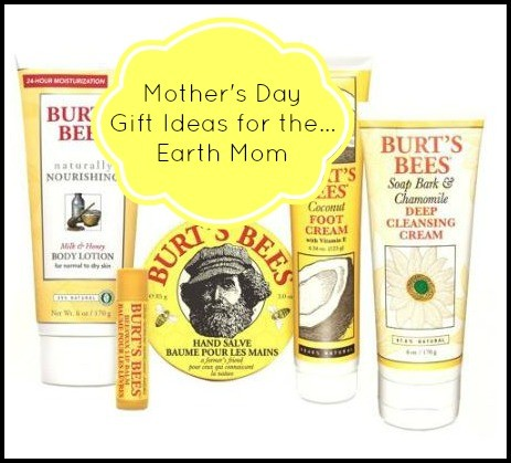 Mother's Day Gift Ideas for the Earth Mom