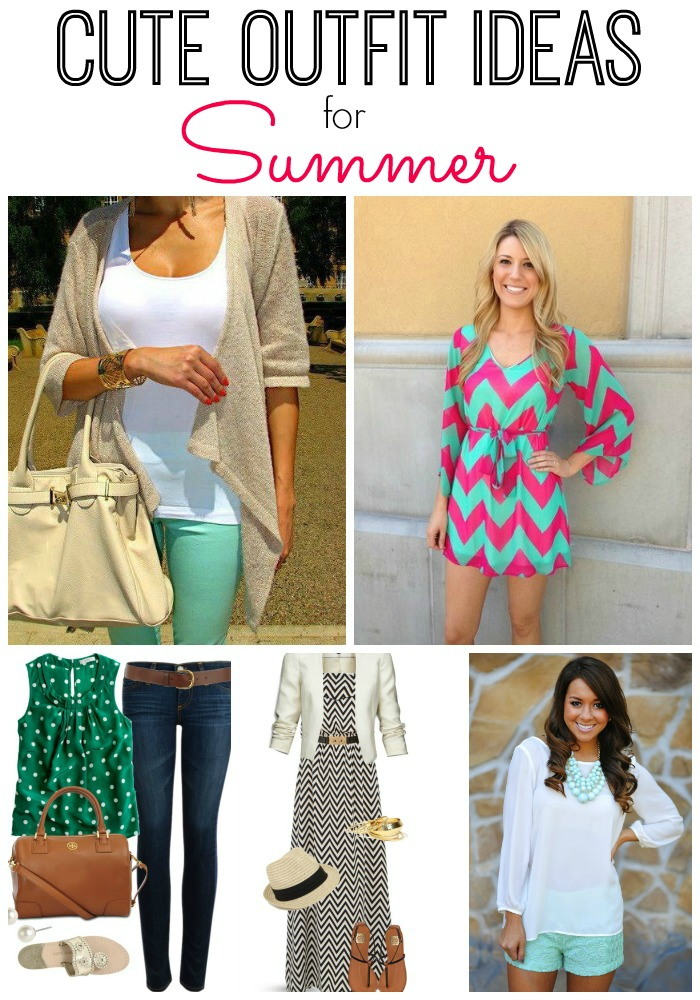 Cute Outfit Ideas of the Week - Summer Style