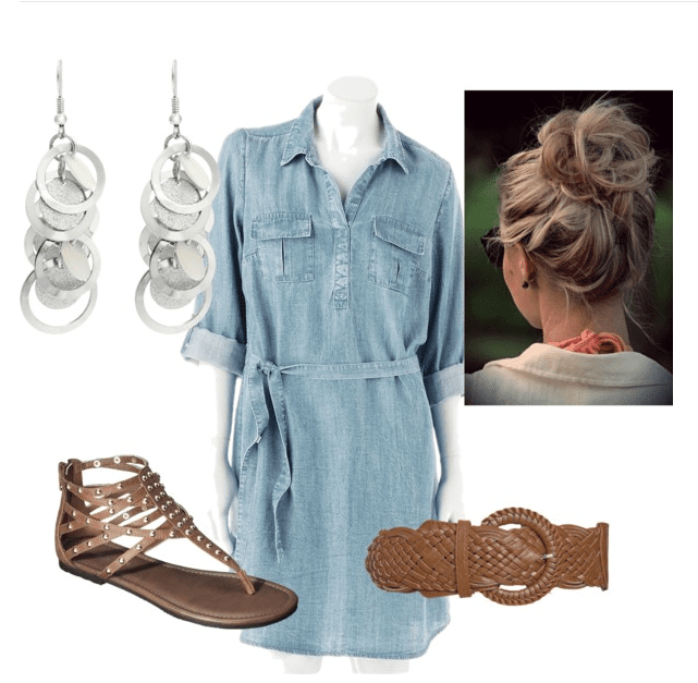 Have you ever wondered how to wear a shirt dress? This uber-comfortable and classic look is making a comeback! What's so great about a shirt dress? It's so versatile! You can wear it to work and then head straight into the weekend with the same piece of clothing.
