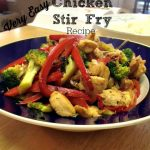 Very Easy Chicken Stir Fry Recipe