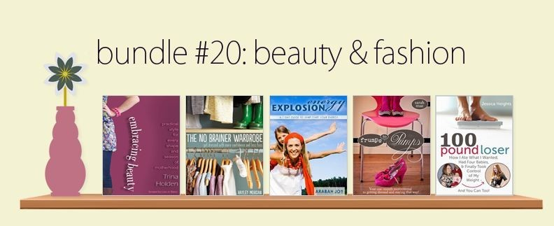 Fashion and beauty ebook bundle