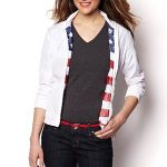 Red, White and Beautiful for Memorial Day Weekend – Nautica Inspired!