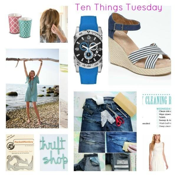 Ten Things Tuesdays