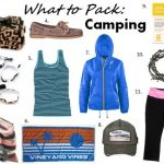 Going Camping? What To Pack!