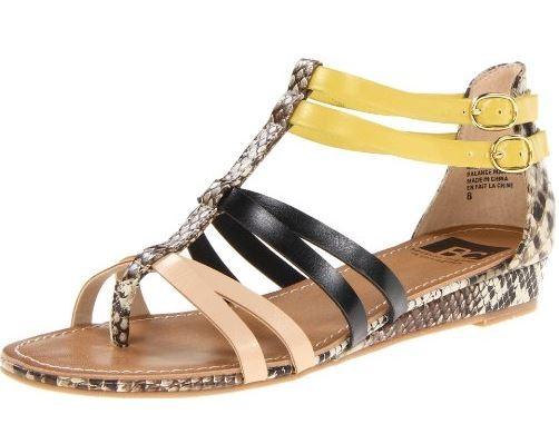 BC Footwear Women's Undeniable Sandal