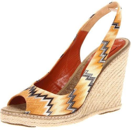 Missoni Women's Slingback Sandal