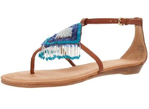 Nine West Women's Whitesand Thong Sandal