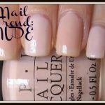 Nail Trend: Back to Basics with Neutral Colors