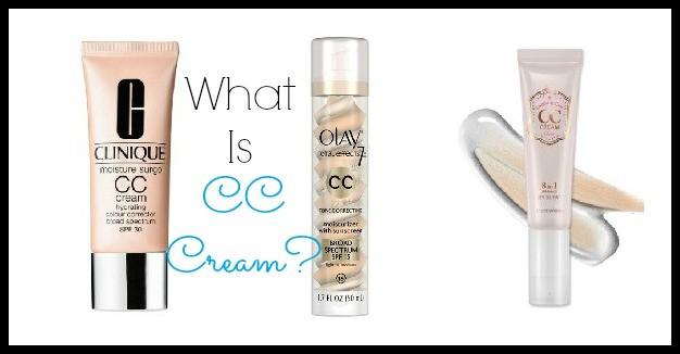 What Is CC Cream