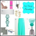 Ten Things Tuesday – Classy and Comfy