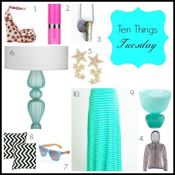ten things tuesday 02