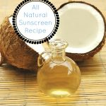 Protect Your Skin from the Sun with This All Natural Sunscreen Recipe