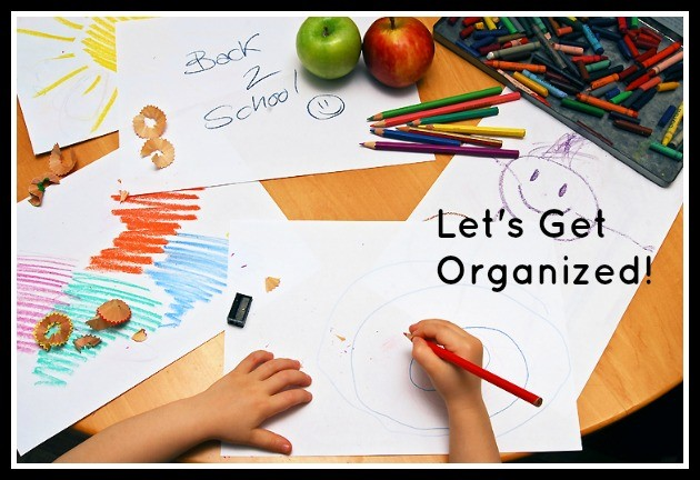 Back to School Organization Series