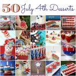 50 July 4th Desserts