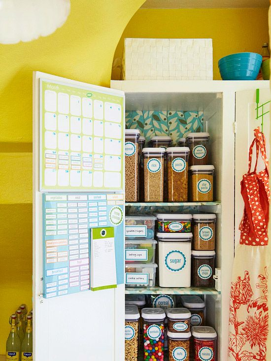 Organizing the Pantry 04