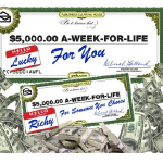 Publishers Clearing House: What Would You Do with $5,000 a Week?
