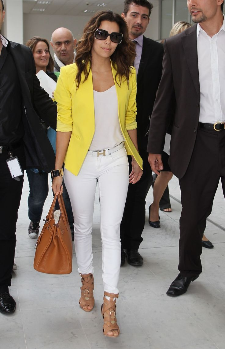 Cute Outfit Ideas of the Week - All About Yellow
