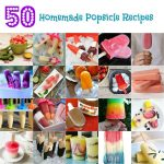 50 Homemade Popsicle Recipes