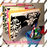 Back to School Organization: All Those School Papers!
