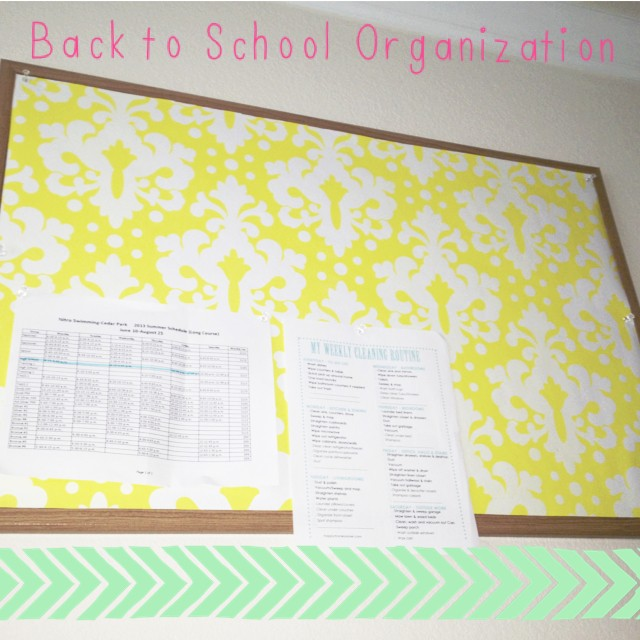 Organizing School Papers 02