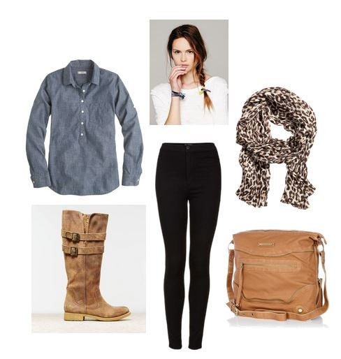 Cute Outfit Ideas of the Week - Edition #13 Scarves | Mom Fabulous