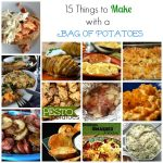 15 Things to Make with a Bag of Potatoes