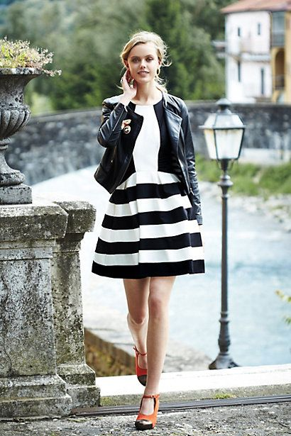 cute outfit ideas moto jacket 04