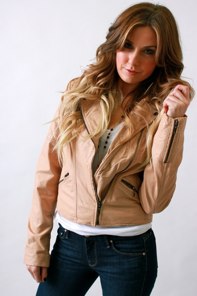 cute outfit ideas moto jacket 06