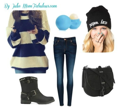 Cute Outfit Ideas moto boots 03