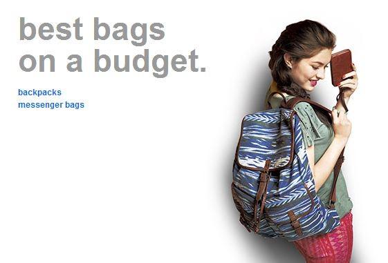 Target handbag sale